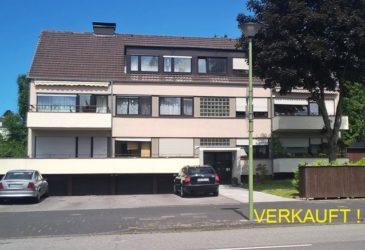 Mehrfamilienhaus in Hagen mit sechs Eigentumswohnungen auf parkänhlichem Grundstück Grundstück